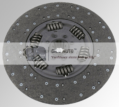 Clutch Disc 1878003968 / 1878 003 968 RENAULT TRUCKS G430D029