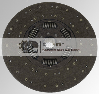 Clutch Disc 1878002732 / 1878 002 732 MERCEDES-BENZ G430D010