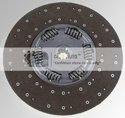 Clutch Disc 1878086742 / 1878 086 742 VAN HOOL G420D002