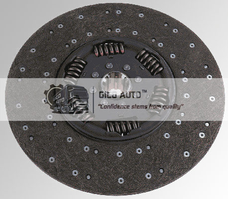 Clutch Disc 1878003767 / 1878 003 767 DAF G430D026