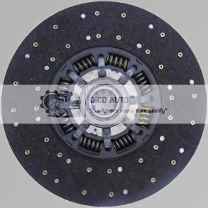 Clutch Disc 1862364133 / 1862 364 133 MAN G400D014