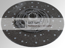 Clutch Disc 1878004581 / 1878 004 581 IVECO G430D034