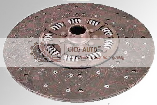 Clutch Disc 1862450031 / 1862 450 031 SCANIA G400D001