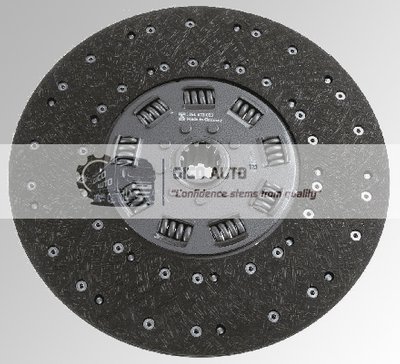 Clutch Disc 1861672033 / 1861 672 033 VOLVO G420D007