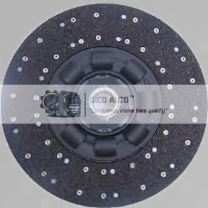 Clutch Disc 1878062944 / 1878 062 944 SCANIA G430D043