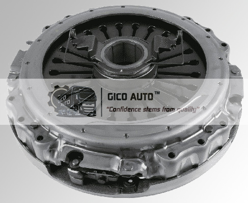Clutch Cover 3488022253 / 3488 022 253 VOLVO G400C002